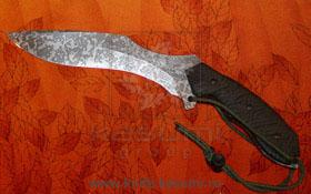 Туристический нож в подарок. Кукри