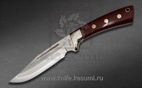 Охотничий нож, форма клинка боуи, нескладной