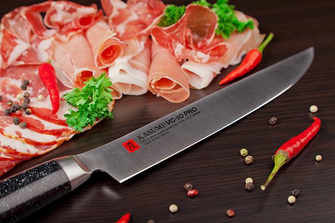 Нож кухонный разделочный 20 см KASUMI 54020