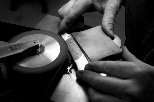 Изготовление ножей William Henry
