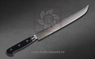 Нож длятонкой нарезки 24 см Hattori HD11 (HTU-3240)